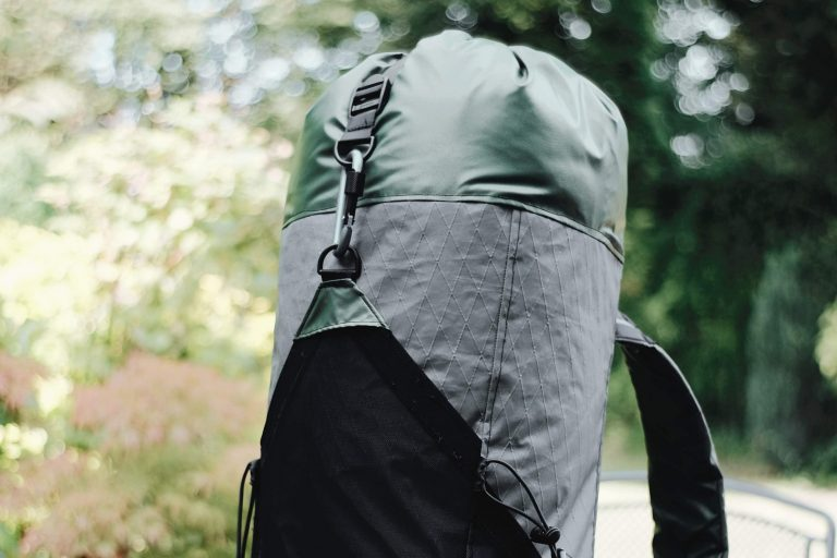 Read more about the article Making a 30L Backpack